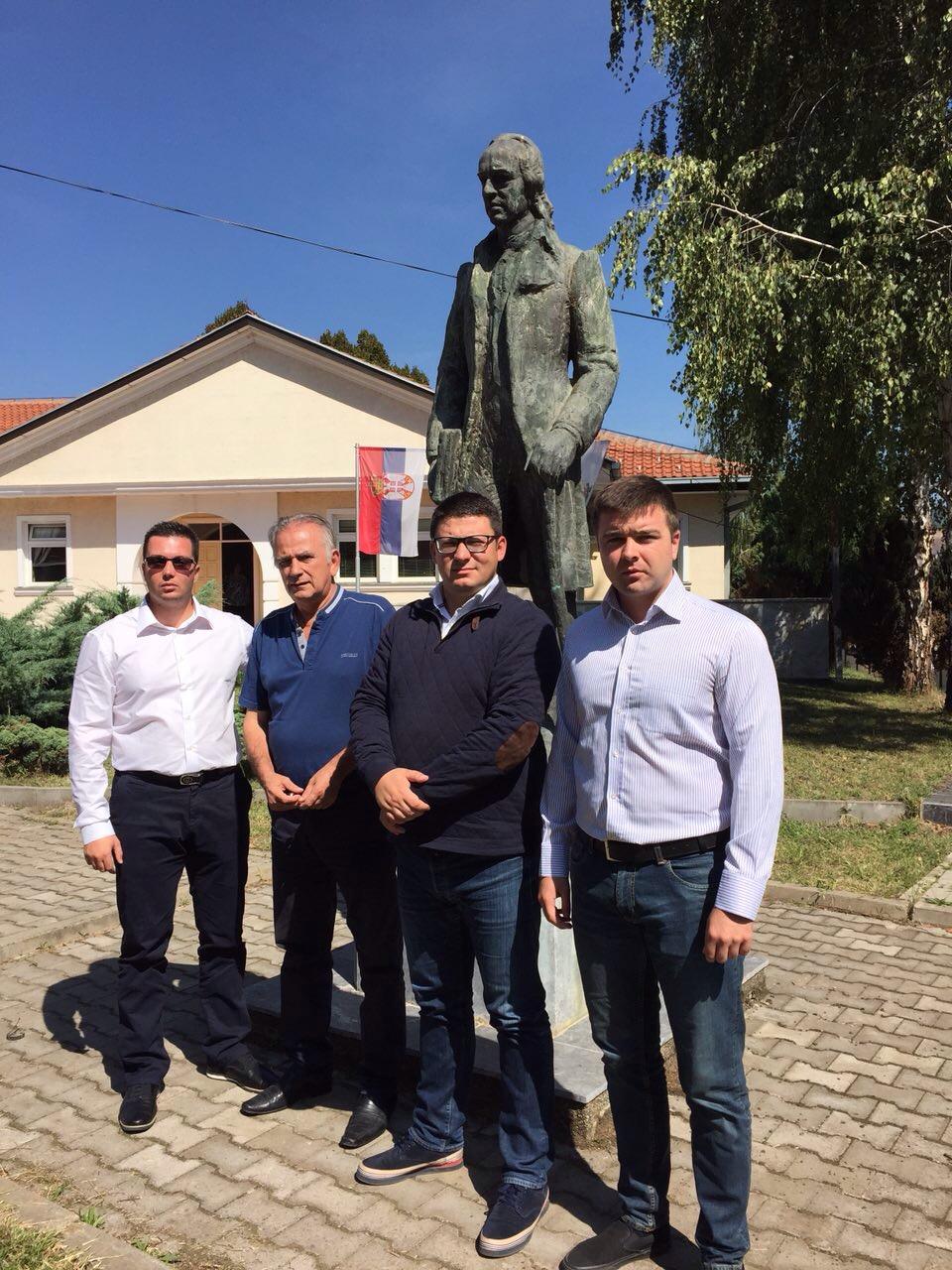 Predstavnici Srpske lige na sastanku sa liderom kosovskih Srba (2)