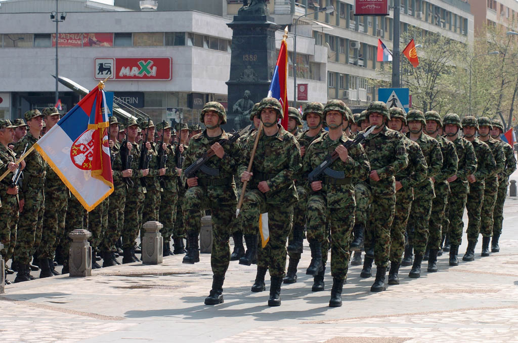 Уместо Војска Србије – Српска војска и шајкача као део формалне униформе