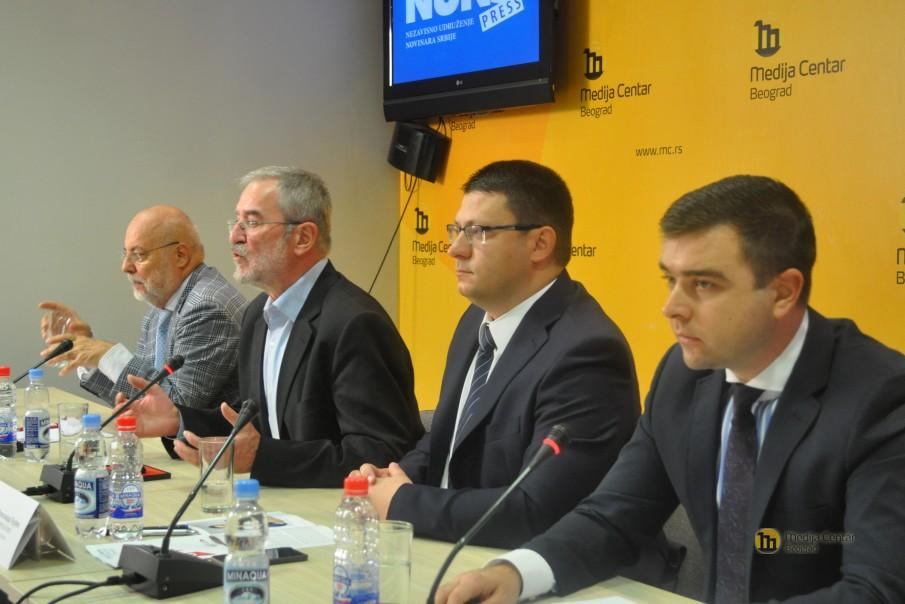 Srpska liga i Istocna alternativa