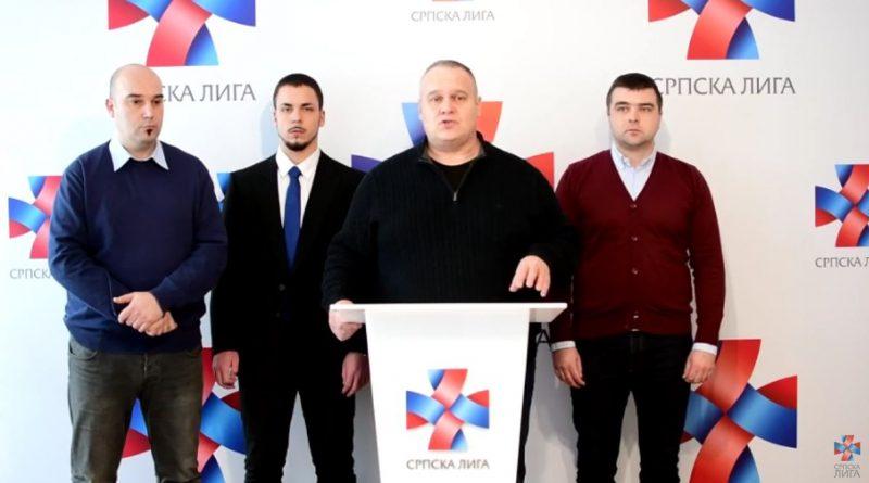 Одговор Српске Лиге на доношење срамног закона о слободи вероисповести у  Црној Гори
