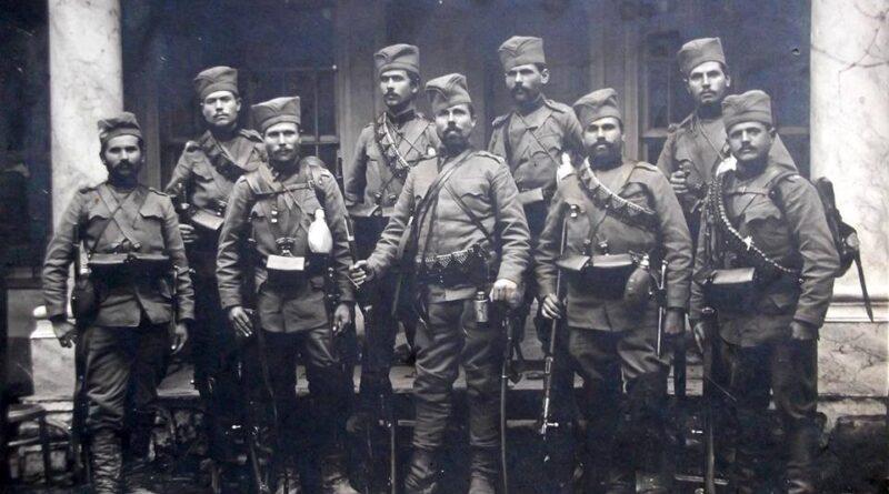 Вратити називе славних српских војних јединица – ГВОЗДЕНИ ПУК И ШАЈКАШКИ БАТАЉОН