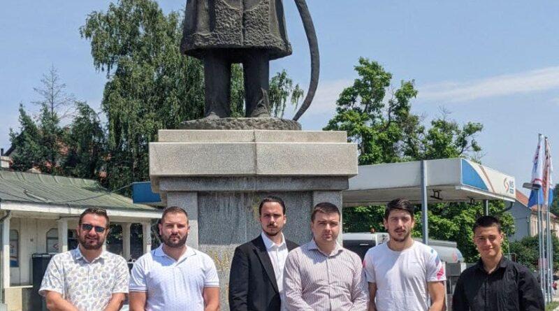 Oдбор Српске лиге у Арађеловцу обележио Дан града